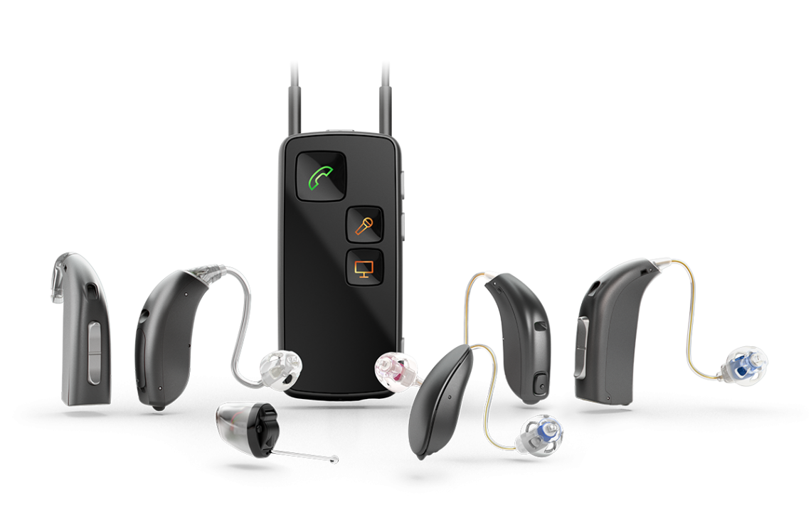 Oticon Hearing Aid