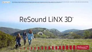 ReSound LiNX3D Overview