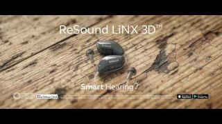 What makes ReSound LiNX 3D the future of Smart Hearing?