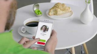 With myPhonak app, you can take your audiologist appointments remotely wherever you are