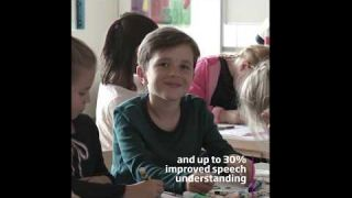 Give your child better opportunities to learn with Oticon Opn Play™