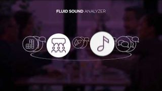 Widex EVOKE Fluid Sound Technologies